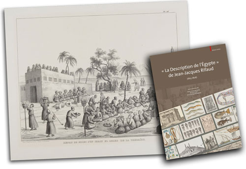 """La Description de l'Egypte"" de Jean-Jacques Rifaud (1813-1826)"